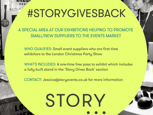 #storygivesback 2017