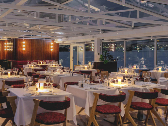 The Glass Room Bateaux London