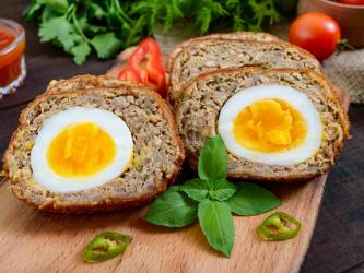 Scotch Egg Recipe